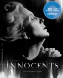 The Innocents: The Criterion Collection Blu-ray cover art -- click to buy from Amazon.com