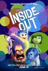 Inside Out (2015) movie poster