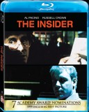 The Insider Blu-ray Disc cover art -- click to buy from Amazon.com