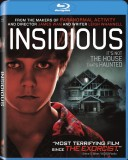 Insidious Blu-ray cover art -- click to buy from Amazon.com