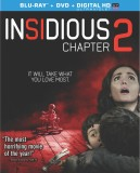 Insidious: Chapter 2 Blu-ray + DVD + Digital HD UltraViolet cover art -- click to buy from Amazon.com