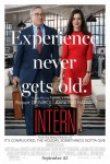 The Intern (2015) movie poster