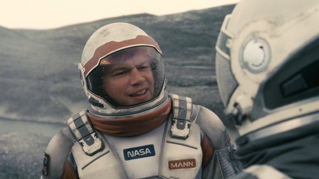 "Matt Damon's supporting role as Dr. Mann was among the ""Interstellar"" specifics Christopher Nolan wished to keep secret."