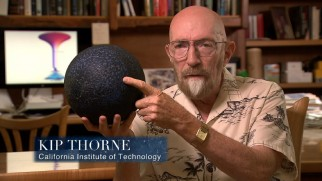 "Astrophysicist/executive producer Kip Thorne discusses ""The Science of 'Interstellar.'"""