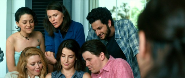 "In Clea DuVall's ""The Intervention"", eight adults (including Alia Shawkat, DuVall, Ben Schwartz, Natasha Lyonne, Cobie Smulders, and Jason Ritter) come together for a short vacation together."
