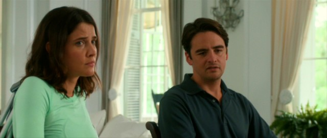 Contentious couple Ruby (Cobie Smulders) and Peter (Vincent Piazza) awkwardly find themselves subjected to a marriage intervention by their friends.