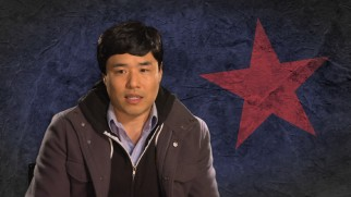 Randall Park describes rapidly transforming himself for his biggest film role to date.
