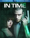 In Time: Blu-ray + DVD + Digital Copy combo pack cover art -- click to buy from Amazon.com