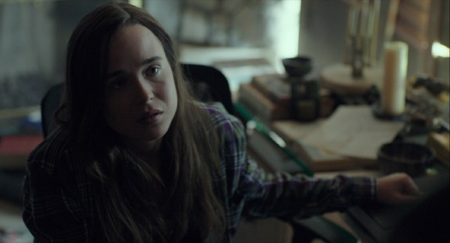 "2007 Academy Award nominee Ellen Page produced ""Into the Forest"" and stars as Nell as well."