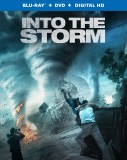 Into the Storm: Blu-ray + DVD + Digital HD combo pack cover art -- click to buy from Amazon.com