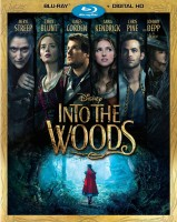 Into the Woods Blu-ray + Digital HD combo pack cover art -- click to buy from Amazon.com