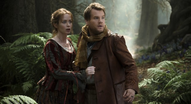 "Although ""Into the Woods"" is an ensemble musical, the Bakers played by Emily Blunt and James Corden are being campaigned for lead actor categories."