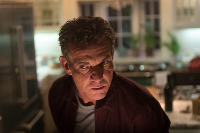 "Dennis Quaid goes full creep as Charlie Peck in ""The Intruder."""