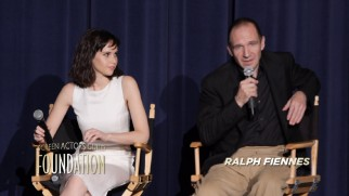 Director-star Ralph Fiennes and leading lady Felicity Jones talk about the film in an audio commentary, this Screen Actors Guild Foundation panel...