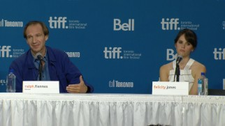...and this Toronto International Film Festival press conference.