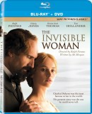 The Invisible Woman: Blu-ray + DVD combo pack cover art -- click to buy from Amazon.com