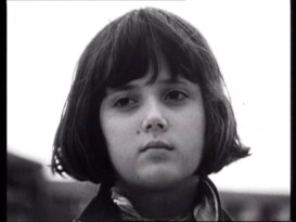 "This young girl's life is endangered in Till Schauder's 1995 short ""City Bomber."""