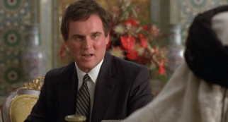 Charles Grodin is, as always, a delight, this time playing concerned CIA agent Jim Harrison.