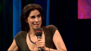 Despite the film's weight and darkness, Sarah Silverman still manages to give a lighthearted Q & A at the Toronto International Film Festival.