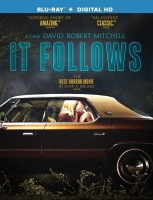 It Follows: Blu-ray + Digital HD cover art -- click to buy from Amazon.com