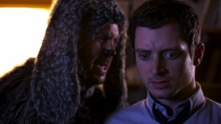 "How can a show about a dog/man be so void of comedy? Ask ""Wilfred"" stars Elijah Wood and Jason Gann."