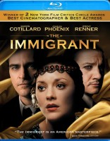 The Immigrant Blu-ray Disc cover art - click to buy from Amazon.com