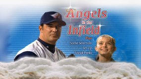 "The ""Angels in the Infield"" DVD Main Menu"