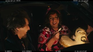 Jill (Adam Sandler) enjoys a taste of Al Pacino cake to the actor's delight in this deleted scene.