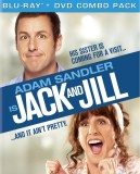 Jack and Jill: Blu-ray + DVD combo pack cover art -- click to buy from Amazon.com