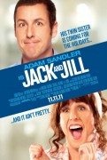 Jack and Jill (2011) movie poster