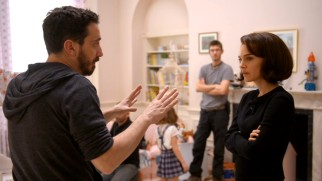 "Natalie Portman looks puzzled by the direction Pablo Larraín gives her in ""From Jackie to Camelot"", but the accolades and awards suggest it turned out all right."