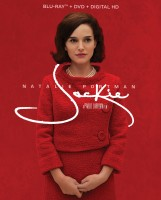 Jackie: Blu-ray + DVD + Digital HD combo pack cover art -- click to buy from Amazon.com