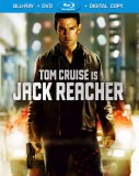 Jack Reacher: Blu-ray + DVD + Digital Copy + UltraViolet combo pack cover art -- click to buy from Amazon.com
