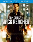 Jack Reacher (Blu-ray + DVD + Digital Copy + UltraViolet) - May 7