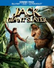 Jack the Giant Slayer Blu-ray + DVD + UltraViolet combo pack-- click for larger cover art and full press release.