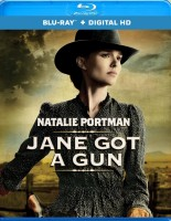 Jane Got a Gun: Blu-ray + Digital HD combo pack cover art -- click to buy from Amazon.com