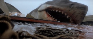 "The AFI-ranking hydraulic villain of ""Jaws"" makes a bloody appearance aboard the Orca."