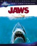 Jaws: Blu-ray + DVD + Digital Copy cover art -- click to buy from Amazon.com