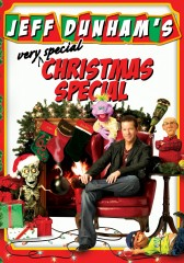 Jeff Dunham's Very Special Christmas Special (2008) DVD rerelease cover art -- click to buy from Amazon.com