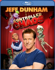 Jeff Dunham: Controlled Chaos (2011) Blu-ray cover art -- click to buy from Amazon.com