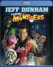 Jeff Dunham: Minding the Monsters (2012) Blu-ray cover art -- click to buy from Amazon.com