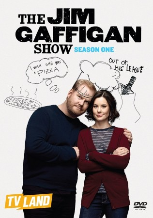 The Jim Gaffigan Show: Season One DVD cover art -- click to buy from Amazon.com