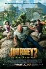 Journey 2: The Mysterious Island (2012) movie poster