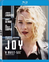 Joy: Blu-ray + Digital HD combo pack cover art -- click to buy from Amazon.com