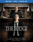 The Judge: Blu-ray + DVD + Digital HD cover art -- click for larger view