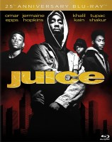 Juice: 25th Anniversary Blu-ray Disc cover art -- click to buy from Amazon.com