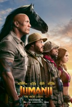 Jumanji: The Next Level (2019) movie poster