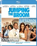 Jumping the Broom Blu-ray Disc cover art -- click to buy from Amazon.com