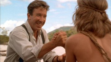 Michael Cromwell (Tim Allen) forms a connection with the teenaged son he didn't know he had.