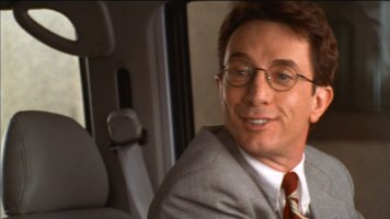 In an amusing supporting role, Martin Short plays Michael's co-worker Richard Kempster.
